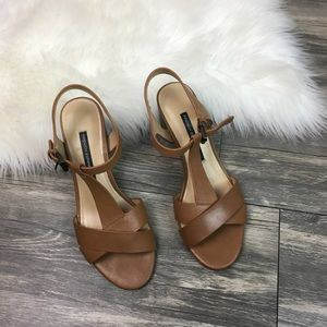 French connection sandal heels